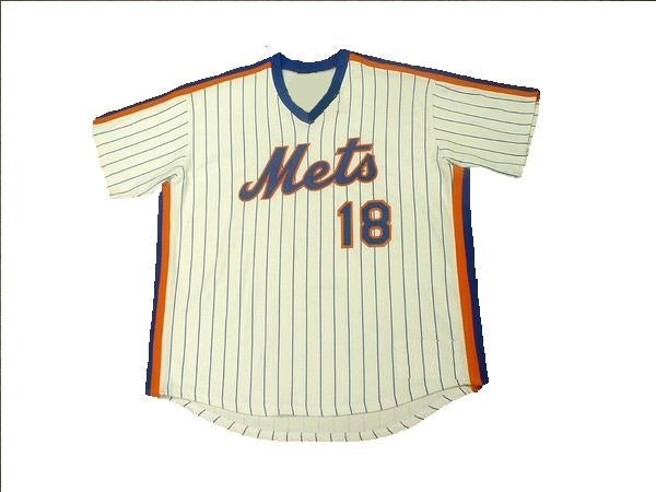 new style 84608 b747d Darryl Strawberry New York Mets Throwback Football Jersey - White or Gray  Available