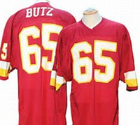 Dave Butz Washington Redskins Throwback Football Jersey