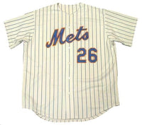 Dave Kingman New York Mets Home Throwback Jersey