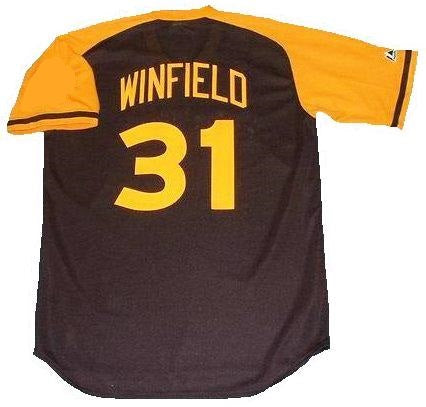 Dave Winfield 1978 San Diego Padres Throwback Jersey