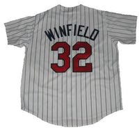 Dave Winfield Minnesota Twins Baseball Jersey