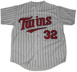 Dave Winfield Minnesota Twins Throwback Jersey
