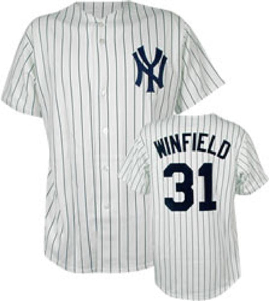 Dave Winfield Yankees Throwback Jersey