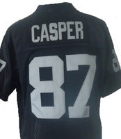 David Casper Oakland Raiders Throwback Jersey