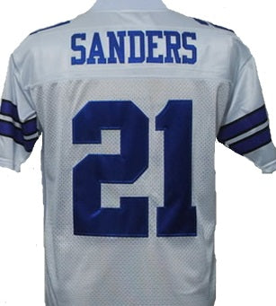 Deion Sanders 1995 Dallas Cowboys Throwback Jersey