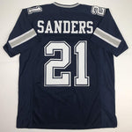 Deion Sanders Dallas Cowboys Football Jersey