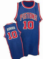Dennis Rodman Detroit Pistons Throwback Basketball Jersey