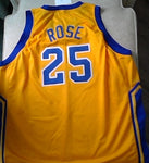 Derrick Rose Simeon High School Basketball Jersey (In-Stock-Closeout) Size 3XL/56 Inch Chest