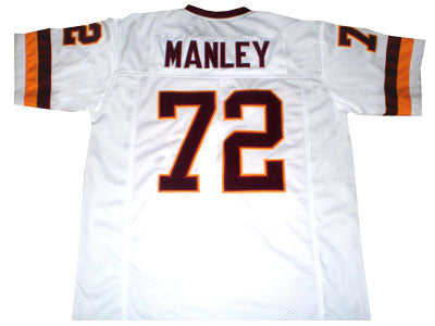 Dexter Manley Washington Redskins Throwback Jersey