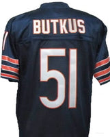 Dick Butkus Chicago Bears Throwback Jersey