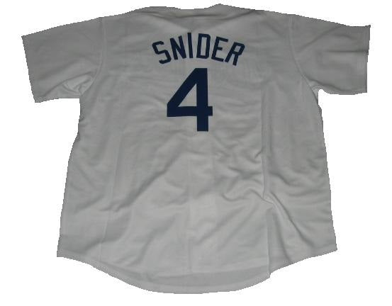 Duke Snider Los Angeles Dodgers Throwback Jersey