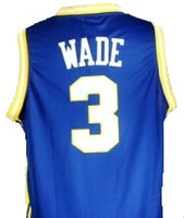 Dwayne Wade Marquette Golden Eagles Basketball Jersey