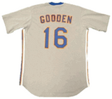 Dwight Gooden New York Mets Road Jersey
