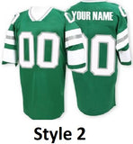 Philadelphia Eagles Customizable Throwback Football Jersey