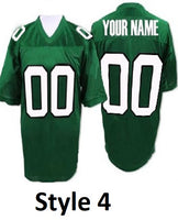 Philadelphia Eagles Customizable Jersey