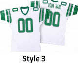 Philadelphia Eagles Customizable Throwback Jersey