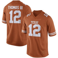 Earl Thomas Texas Longhorns College Throwback Jersey