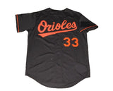 Eddie Murray Baltimore Orioles Black Jersey
