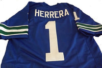 Efren Herrera Seattle Seahawks Throwback Football Jersey