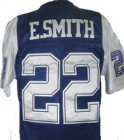 best authentic fa65e 2cff8 Emmit Smith Dallas Cowboys Throwback Football Jersey