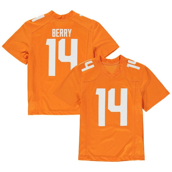 Eric Berry Tennessee Volunteers College Football Jersey