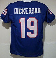 Eric Dickerson SMU Mustangs College Jersey