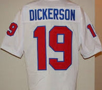 Eric Dickerson SMU Mustangs Jersey