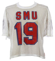 Eric Dickerson SMU Mustangs College Football Throwback Jersey