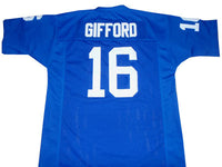 Frank Gifford New York Giants Throwback Jersey