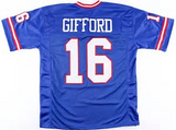 Frank Gifford New York Giants Throwback Football Jersey