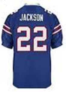 Fred Jackson Buffalo Bills Throwback Jersey