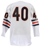 Gale Sayers Chicago Bears Long Sleeve Jersey