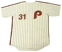 Garry Maddox 1980 Phillies Jersey
