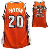 Gary Payton Oregon State College Basketball Jersey