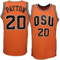 Gary Payton Oregon State College Throwback Jersey