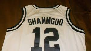 God Shammgod Providence College Basketball Jersey