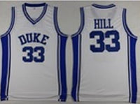 Grant Hill Duke Blue Devils College Basketball Jersey