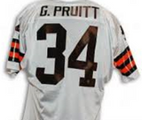 Greg Pruitt Cleveland Browns Throwback Football Jersey