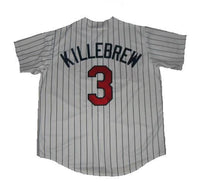 Harmon Killebrew Minnesota Twins Home Jersey