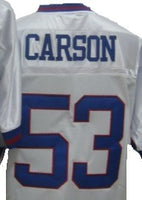 Harry Carson New York Giants Football Jersey