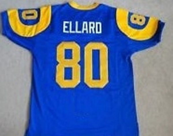 on sale 84f75 dae19 Henry Ellard Los Angeles Rams Throwback Football Jersey