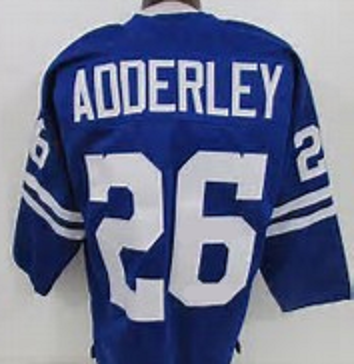Herb Adderley Dallas Cowboys Throwback Football Jersey