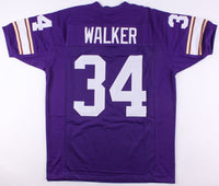 Herschel Walker Minnesota Vikings Football Jersey