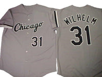 Hoyt Wilhelm Chicago White Sox Throwback Baseball Jersey