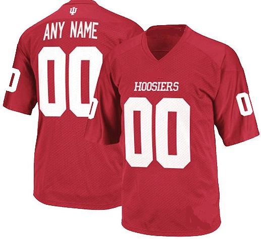 Indiana Hoosiers Customizable College Jersey