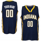 Indiana Pacers Customizable Basketball Jersey