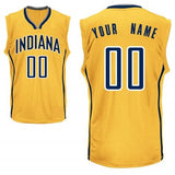 Indiana Pacers Customizable College Basketball Jersey