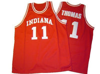 Isiah Thomas Indiana Hoosiers College Throwback Jersey