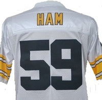 Jack Ham Pittsburgh Steelers Throwback Jersey
