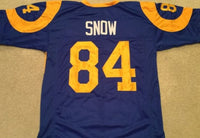 Jack Snow Los Angeles Rams Throwback Jersey
